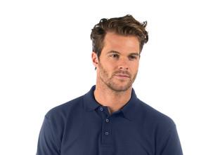 Light Navy Polo Shirt