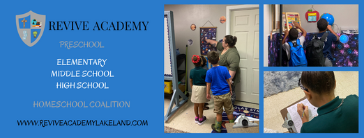 Revive Academy Lakeland- Reaching Out