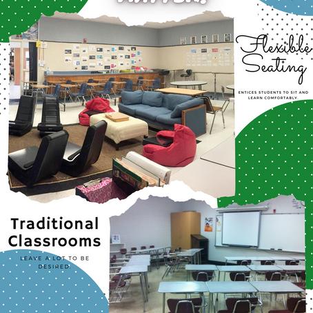 Classroom Settings Matter!
