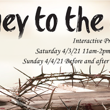 We hope to see you this weekend!