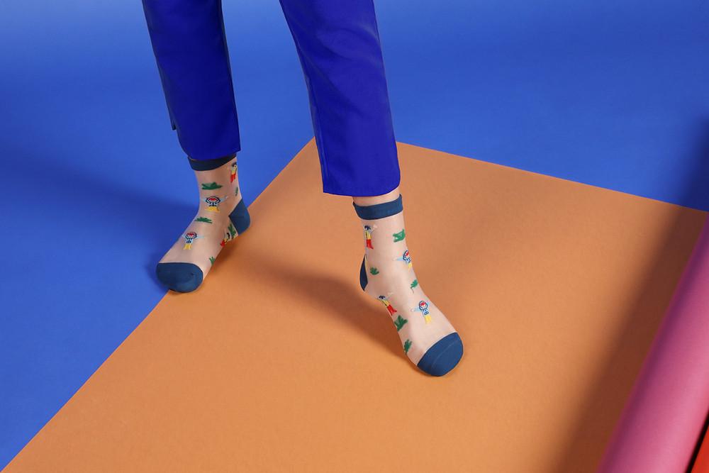 足裏のアーチ改善