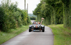 Caterham country drive