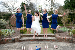 Crazy bridesmaids