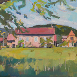 Farmhouse outside Montignac, France