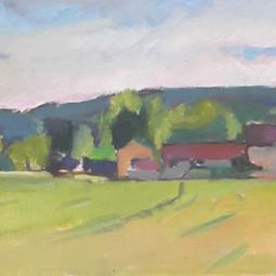 Country farm, Montignac, France