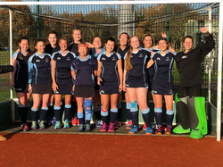 Yate Ladies 2s