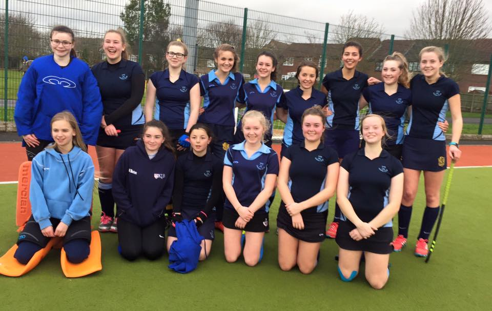U16 Girls Team