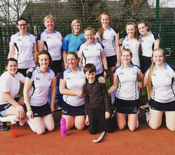 Ladies 3s Win vs Bristol & West