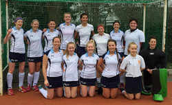 Ladies 2s 16th Feb