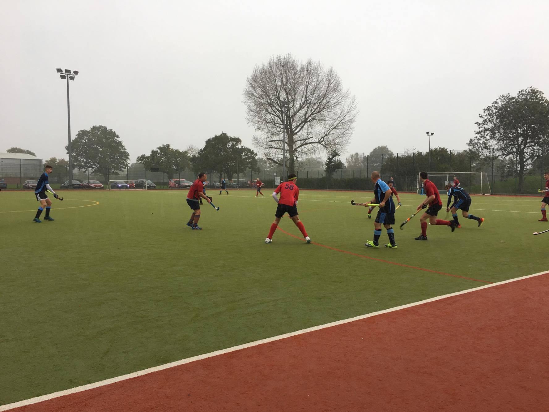 Men's 1st v Stroud Oct 17