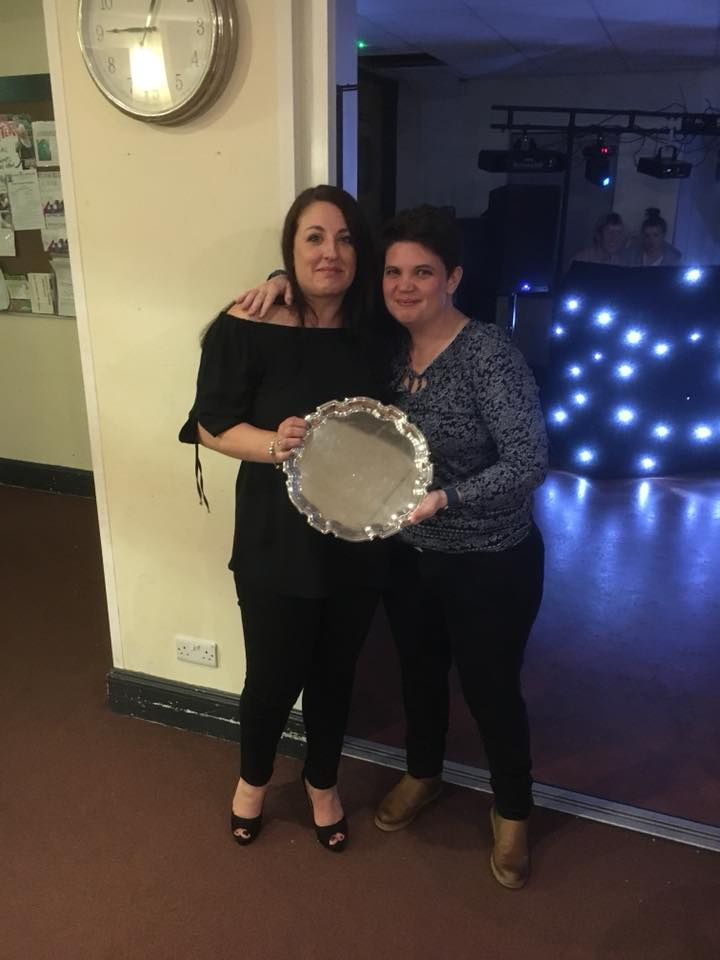 Hayley McDonald Award 2018