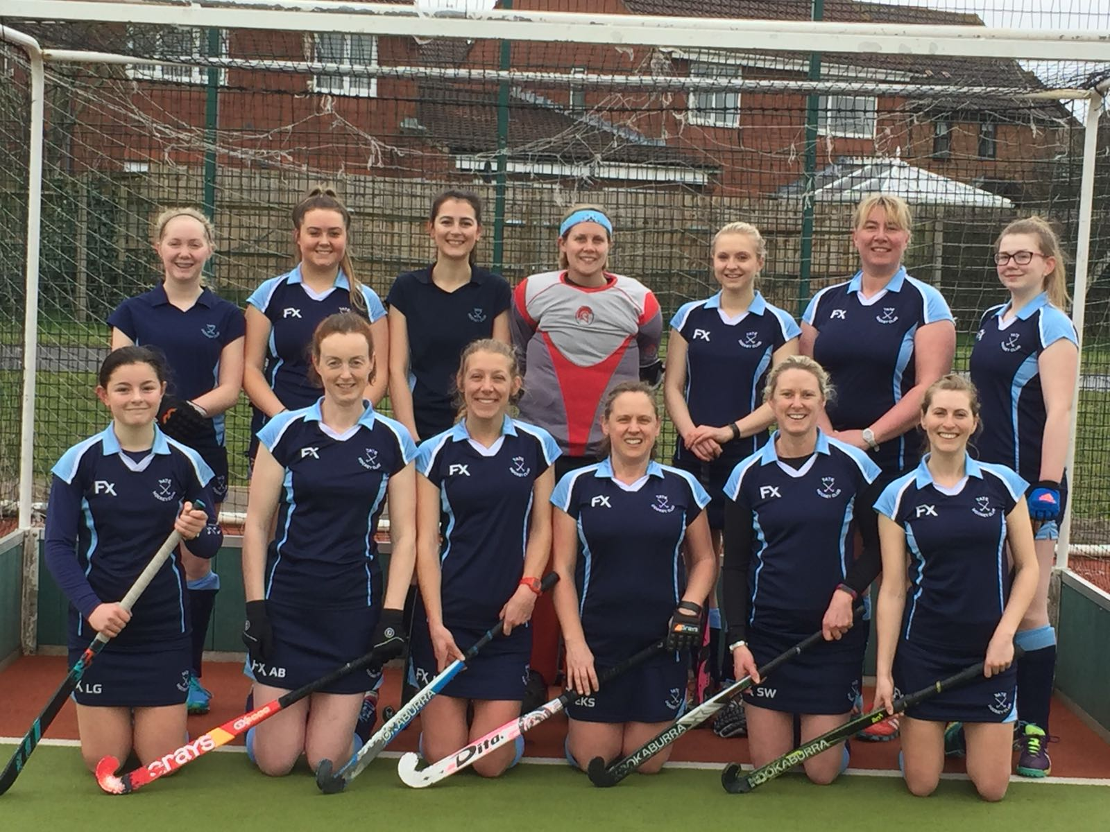 Yate Ladies 3s