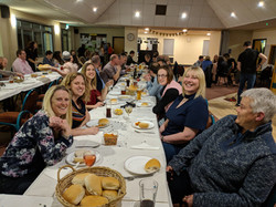 End of Season Dinner 2018