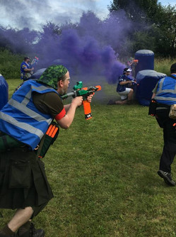 Battle of BritNerf