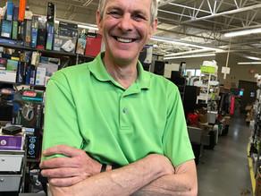 Volunteer Highlight: Peter