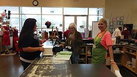 MAM Resale Volunteers