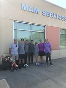 MAM Group Volunteers