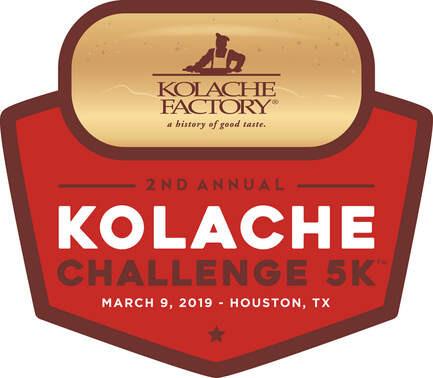 Kolache Factory 5K Logo