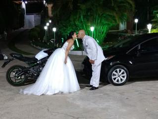 Casamento de Karina e Robson dia 10/03/2018