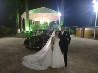 Casamento de Veronica & Leonardo dia 16/12/2017