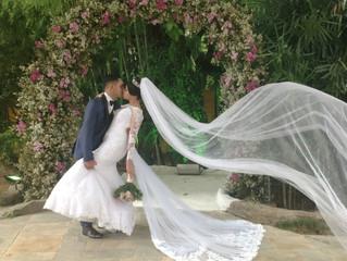 Casamento de Pamela e William dia 07/01/2018