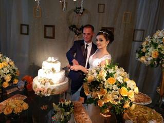 Casamento do Sr. Josias Amorim & Tassiane Silva em 13/01/2018