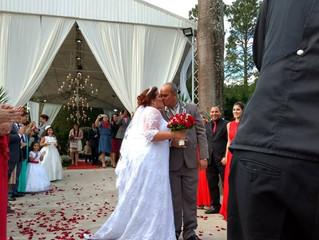 Casamento de Andreia e Jurandir dia 30/04/2017