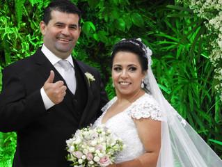 """""""Casamento de Andreysa e Rodrigo dia 08/12/2018."""""""