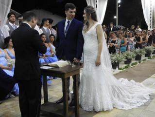 """""""Casamento de Amanda e Luiz dia 09/03/2019."""""""