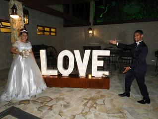 Casamento de Raquel e Bruno dia 25/01/2020.