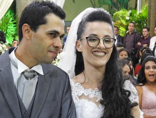 Casamento de Ariel & Maikon dia 16/03/2019.