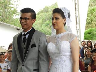 Casamento de Ricardo e Debora 18/11/2018.
