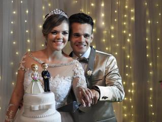 Casamento de Bruna e Saulo dia 30/11/2018.