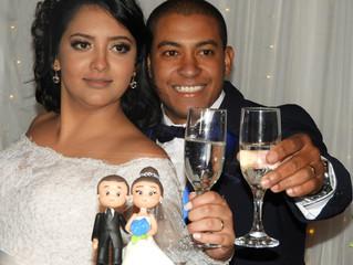 Casamento de Adriano & Bruna Dia 13-07-2019