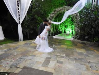 Casamento de Andressa e Felipe dia 13/10/2018