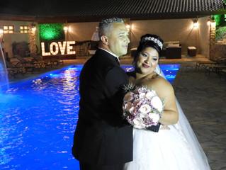 Casamento de Marcos Paulo e Jessica 05/10/2019.
