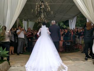 Casamento Bianca e Bruno dia 23/04/2017