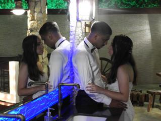Casamento de Isabelle e Kaique dia 22/12/2019 - Recanto Beija Flor