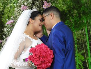 Casamento de Alberto e Debora dia 02/12/2018.
