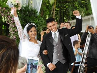 """""""Casamento de Vanessa e Willian dia 15/12/2018 na parte manhã."""""""