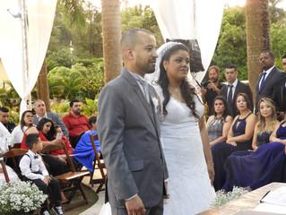 """""""Casamento de Mariane e Anderson 24/11/2018."""""""