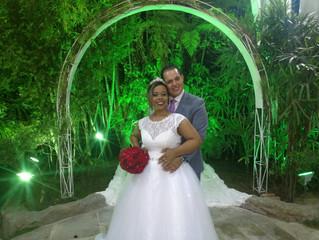 Casamento de Wanderlei e Camila dia 23/12/2107