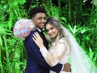 Casamento de Kissila e Gustavo dia 16/11/2019.