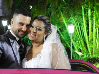 Casamento de Ana Cristina & André Luiz dia 26/05/2018