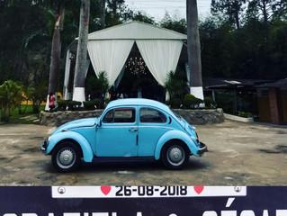 Casamento de Graziela e Cesar dia 26/08/2018
