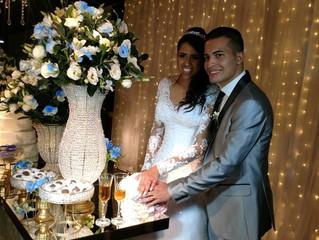 Casamento de Mateus e Yara 22 -04 -17