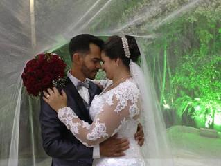 Casamento de Fernanda e Welton dia 27/01/2018