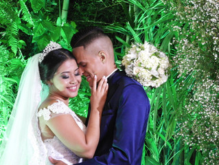 """Casamento de Mayara e Jeferson dia 26/01/2019."""