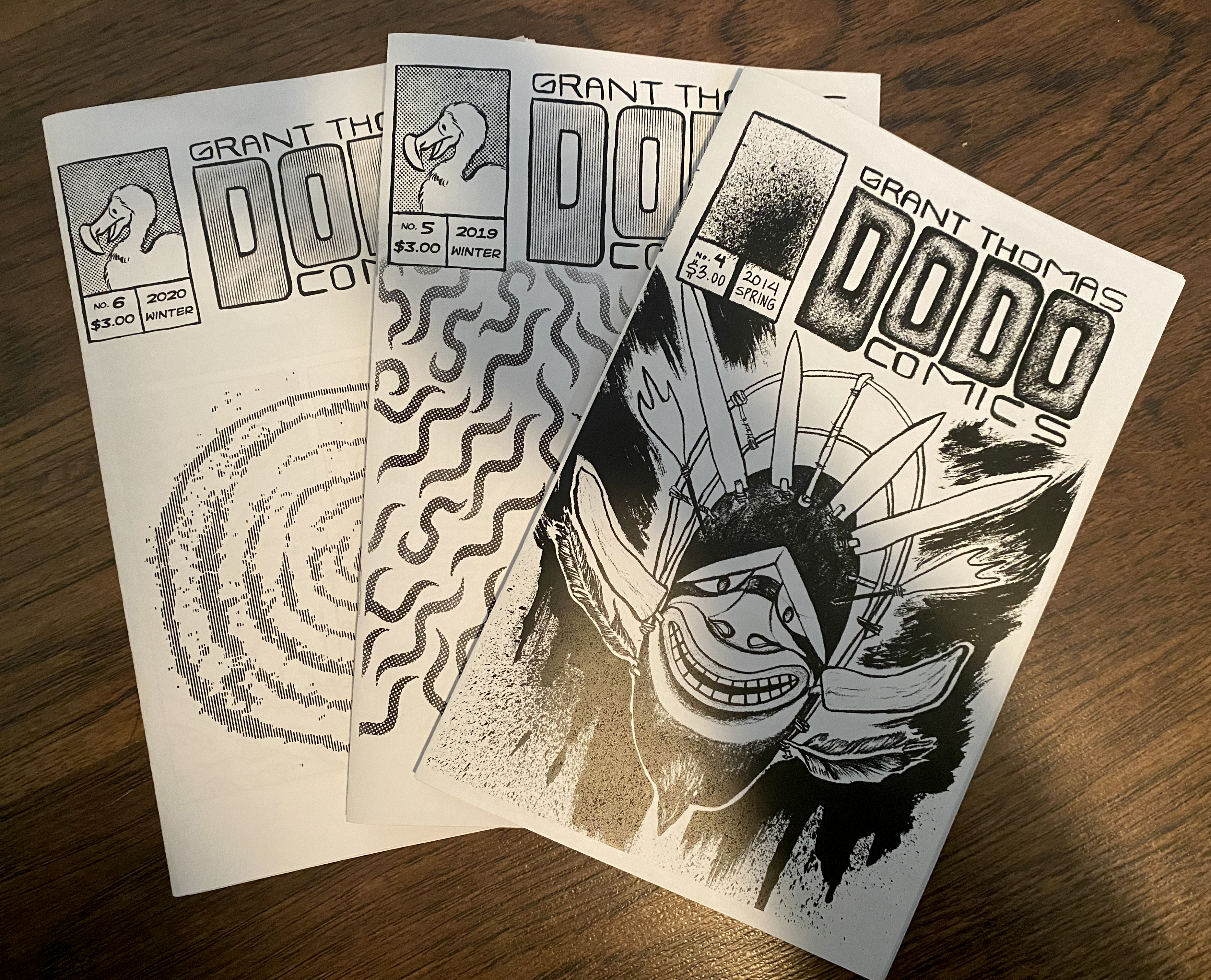 Dodo covers