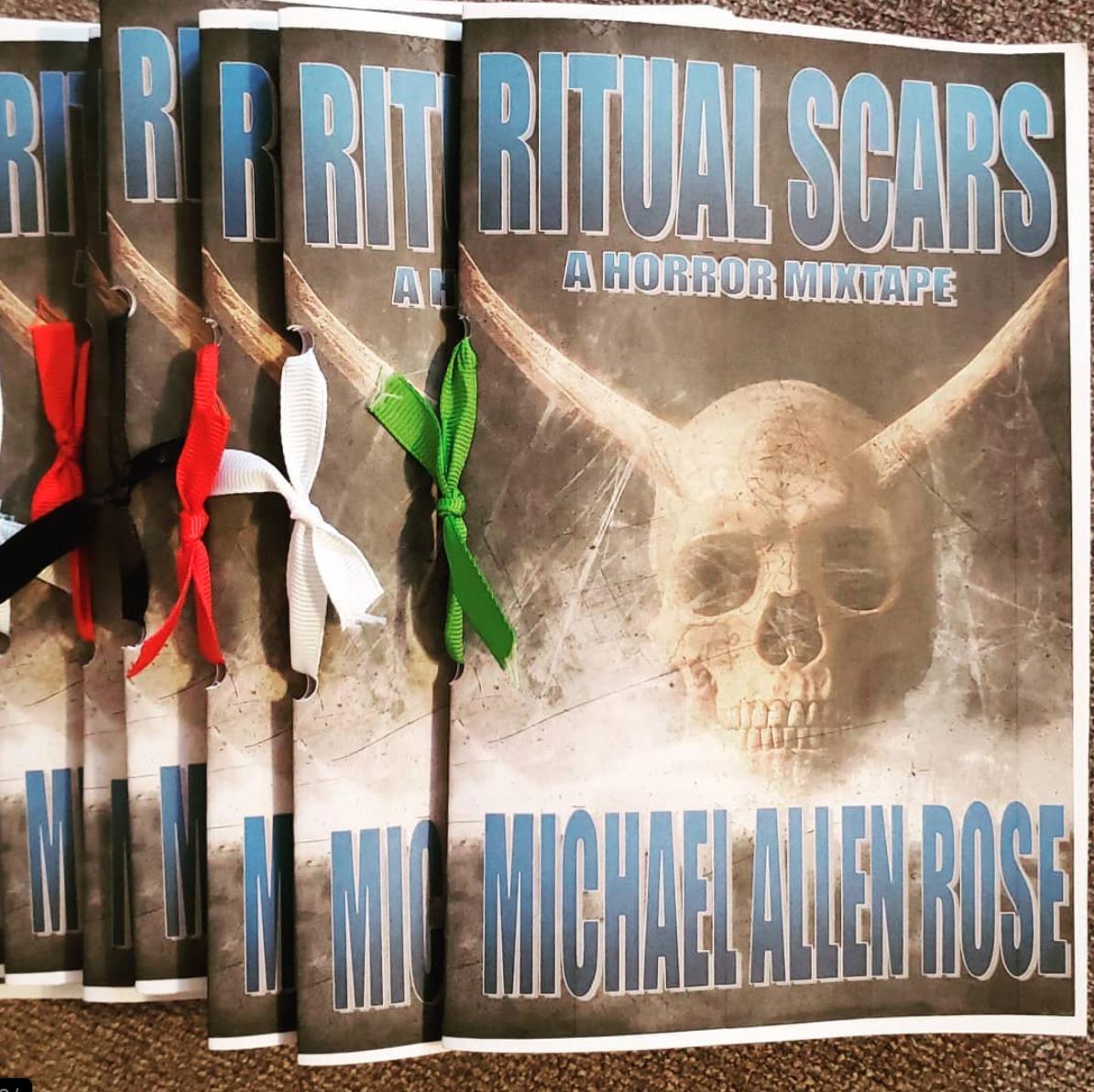 Ritual Scars cover